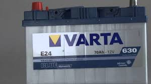 Аккумулятор <b>varta blue dynamic</b> 70Ah - YouTube