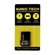 <b>Аккумулятор Nano Tech</b> Nokia 66303i classic (bl-5ct) в интернет ...
