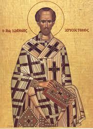 Sf. Ioan gura de aur