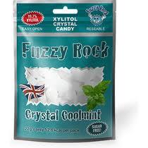 <b>Кристаллы ксилитола Fuzzy</b> Rock со вкусом мяты без сахара ...