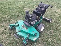 used exmark mowers zeppy io used lesco walk behind lawn mower 52