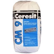 «<b>Ceresit</b> СМ 9 Plus. <b>Клей для керамической плитки</b> и ...