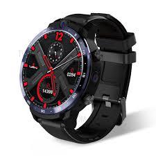 <b>LEMFO LEM12 4G</b> LTE <b>Smart</b> Watch 3+32G 1.6 Inch Dual Camera ...