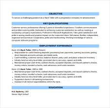 cashier resume     free samples  examples  formatcashier resume to download