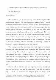 Data analysis dissertation example  Case study methodology definition CBA PL