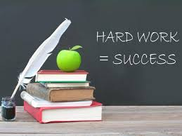 hard working   success  january why is hard work necessary to be successful