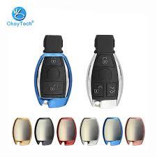 <b>OkeyTech</b> 3 Buttons Smart Card <b>Key</b> Remote <b>Car Key</b> cover case ...