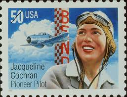 「1953, Jacqueline Cochran with F-86」の画像検索結果
