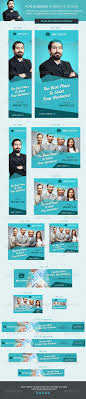 images about banner fitness sport ad design flat business banner ad design