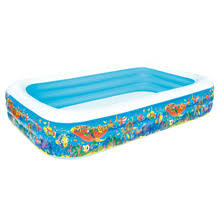 <b>Bestway Надувной</b> бассейн ребенок <b>играть</b> аквариум семья ...