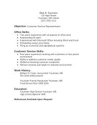 cover letter customer service skills resume samples excellent cover letter customer service representative resume sample customer at home scustomer service skills resume samples extra