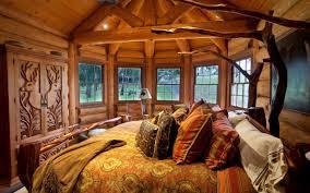 cabin decor lodge sled: lodge  rustic cottage bedroom ideas lodge