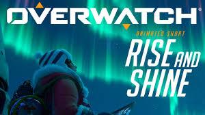 "Overwatch Animated Short | ""<b>Rise and Shine</b>"""