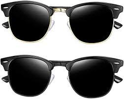 Joopin Semi <b>Rimless</b> Polarized <b>Sunglasses Women</b> Men <b>Retro</b> ...