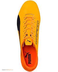 <b>Бутсы Puma Evospeed 17</b> SL S FG мужчины цвет желтый ...