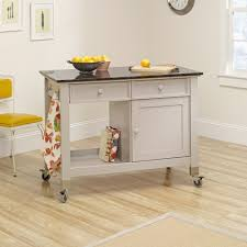 styles concrete chic kitchen cart mobile kitchen island cart  mobile kitchen island cart
