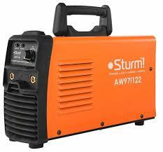 <b>Сварочный аппарат Sturm! AW97I122</b> (MMA) — купить по ...