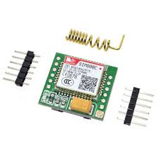 <b>Smallest Gprs Gsm Module Sim800c</b> Quad-band Microsim Card ...