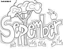 Small Picture October Coloring Page Free Coloring Pages Pinterest October