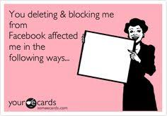 Blocked On Facebook on Pinterest | Friends, Awesome and Posts via Relatably.com