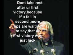 APJ A Kalam on Pinterest | Motivational Thoughts, Quote and Happy ...