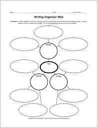 visual essay organizer JPG Template