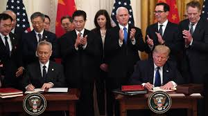 Trump Signs 'Phase 1' China Trade Deal, But Most Tariffs <b>Remain</b> In ...
