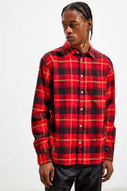 <b>Men's Shirts</b> | <b>Flannel</b> + Button Downs | Urban Outfitters