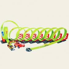 Детский <b>пусковой трек Track Racing</b> (длина трека 650см) - TL ...
