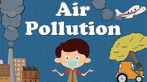 kids outside pollution around clipart clipartfest geography