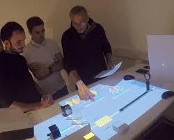 HOBIT: Hybrid <b>Optical Bench</b> for Innovative Teaching