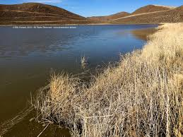 drought in the west a photographic essay alexander lake the