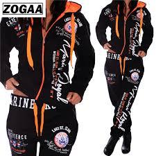 <b>ZOGAA Fashion</b> Tracksuit For <b>Women</b> S 3XL Brand New <b>Women's</b> ...