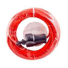 <b>Удлинитель</b>-<b>шнур</b> без заземления 1 розетка 2х0.75 мм 10 м в ...
