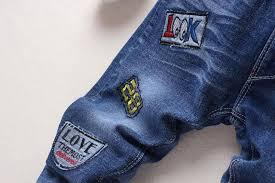 Spring Fashion Denim <b>Kids</b> Jeans Baby Boy Trousers Autumn ...