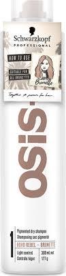 <b>Schwarzkopf</b> Professional Сухой <b>шампунь</b> OSiS+ <b>Boho Rebel</b> ...