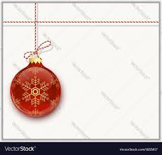 christmas card template vector image by frbird image 1655817 christmas card template vector image