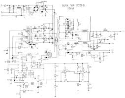 200w pc power supply 110v 220v by tl494 schéma pinterest the on simple demo car wiring diagram