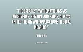 Quotes By Mathematicians. QuotesGram via Relatably.com