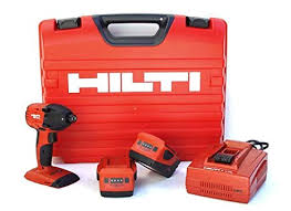 Hilti 03482657 SID <b>18-A</b> CPC 18-volt Cordless Impact Driver with ...