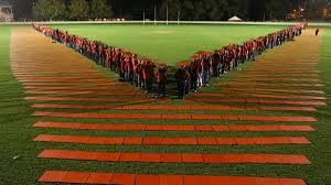 Image result for v for volunteer world record albury