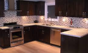 Kitchen Backsplash Decorations Cheerful Tile Backsplash And Kitchen Cabinet With