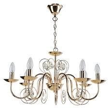 <b>Люстра Silver Light</b> Fancy <b>121.58.7</b>, E14, 420 Вт — купить по ...