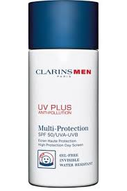<b>Защитный флюид</b>-<b>экран</b> для мужчин UV Plus Anti-Pollution <b>SPF</b> ...