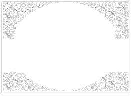 blank formal invitation templates com blank formal invitation templates