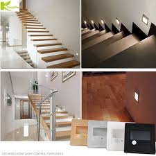 1pcs/<b>5pcs</b>/10pcs Indoor PIR Motion Sensor <b>Led</b> Stair <b>Light</b> Infrared ...