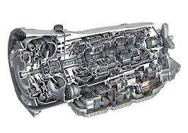 Automatic transmission 9G-TRONIC 725.0