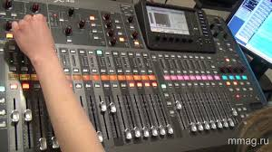 mmag.ru: <b>Behringer</b> X32 video review and demo - YouTube