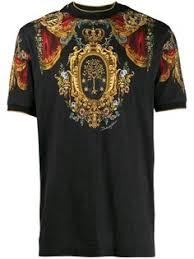 Купить мужские <b>футболки</b> с принтом Dolce & Gabbana в ...