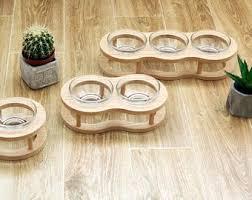 <b>Double dog bowl</b> | Etsy